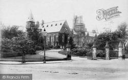 Belfast, Methodist College 1897