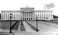 Belfast, Northern Parliament House, Stormont 1936