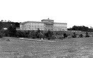 Belfast, Northern Parliament House, Stormont 1936