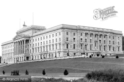 Belfast, Northern Parliamentary House, Stormont 1936