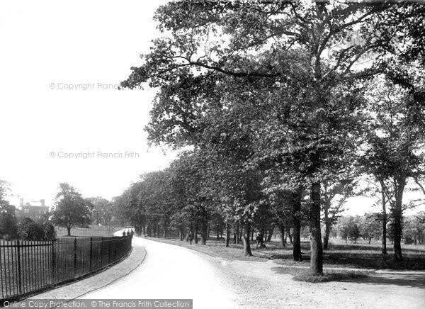 Photo of Belfast, Ormeau Park 1897
