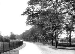 Belfast, Ormeau Park 1897
