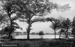 Belfast, Ormeau Park Lake 1897