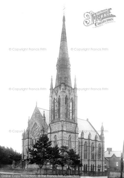 Photo of Belfast, Presbyterian Church 1897