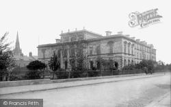Belfast, Presbyterian College 1897