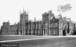 Belfast, Queen's College 1897