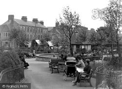 Belfast, Queens Gardens 1936