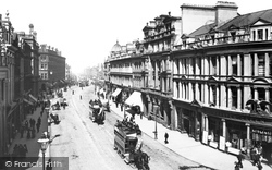 Belfast, Royal Avenue 1897