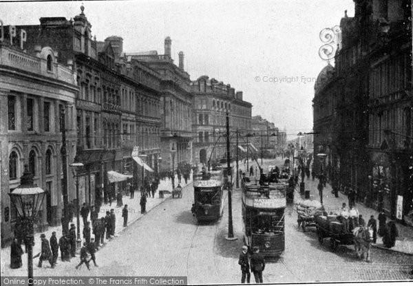 Photo of Belfast, Royal Avenue c.1910