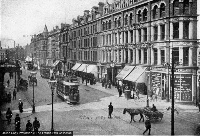 Photo of Belfast, Royal Avenue c.1910