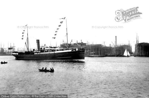 Photo of Belfast, S.S. Dynamic  1897, ref. 40230