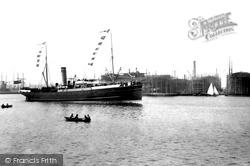 Belfast, S.S. 'dynamic'  1897