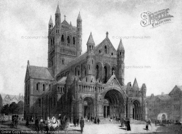 Photo of Belfast, St Anne's Cathedral c.1910