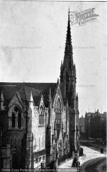 Photo of Belfast, St Enoch's Presbyterian Church c.1910