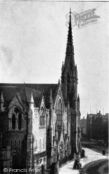 Belfast, St Enoch's Presbyterian Church c.1910