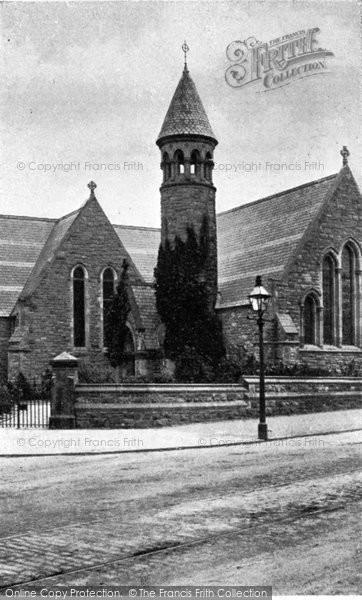 Photo of Belfast, St Jude's Church (Church Of Ireland) c.1910