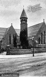 Belfast, St Jude's Church (Church Of Ireland) c.1910