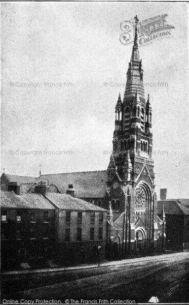 Photo of Belfast, St Patrick's Rc Cathedral c.1910