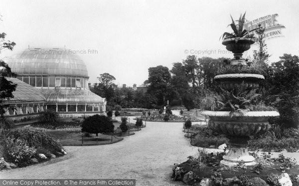 Photo of Belfast, the Botanic Gardens 1897, ref. 40212