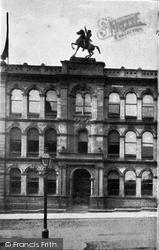 Belfast, The Orange Hall c.1910