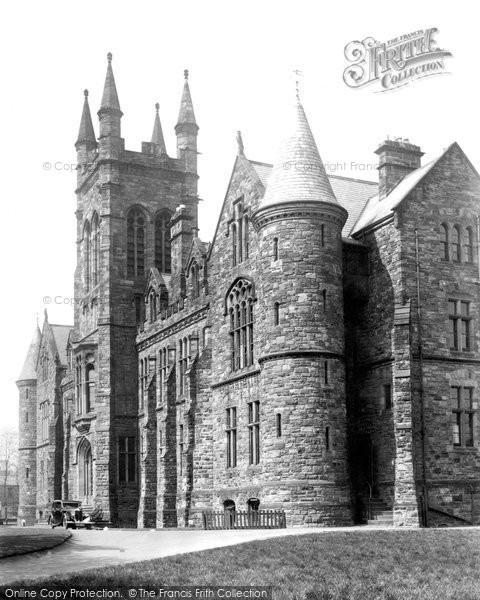 Photo of Belfast, The Royal Academy 1936