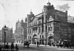 Belfast, The Royal Hippodrome And Palace c.1910