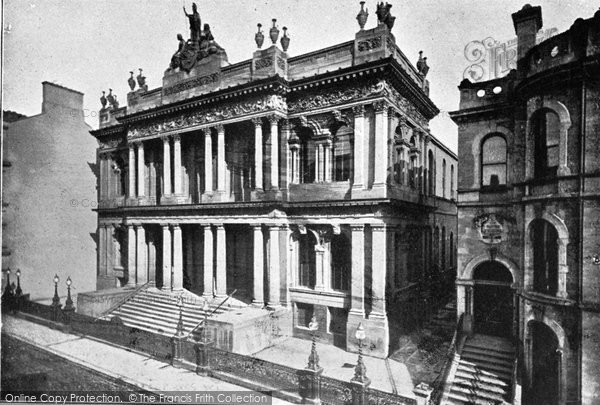 Photo of Belfast, Ulster Bank c.1910