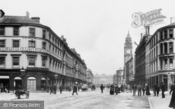 Belfast, Victoria Street 1897
