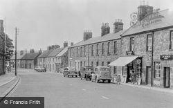 High Street c.1955, Belford