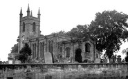 Belford, St Mary's Church c.1955