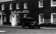 Belford, The Blue Bell Hotel c.1955