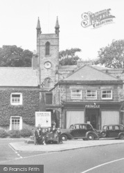 The Cross And Church c.1955, Belford