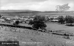 The Village c.1955, Belford