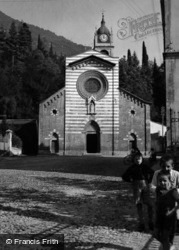 Church Of Ss Nazaro E Celso c.1938, Bellano