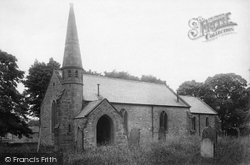 Bellerby, Church Of St John The Evangelist 1896