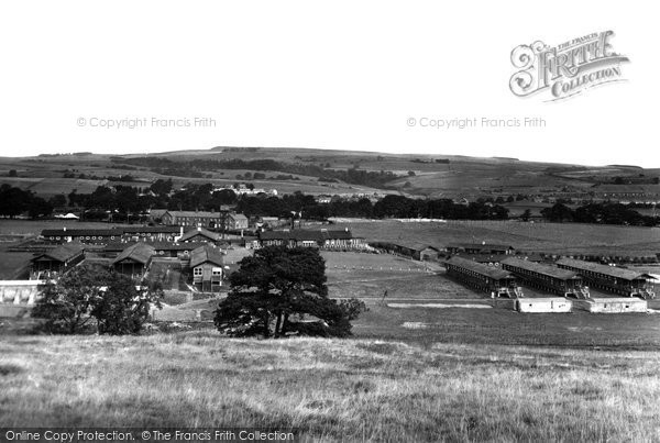 Photo of Bellingham, Brown Rigg Camp School c.1955