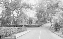 Bellingham, Catholic Corner c.1960