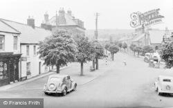 Bellingham, High Street c.1955