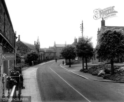 Bellingham, High Street c.1960