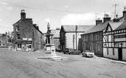 Bellingham, Market Place c.1960