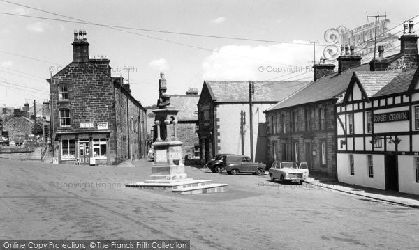 Photo of Bellingham, Market Place c1960, ref. B552046