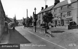 Railway Hotel c.1955, Bellingham