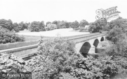Bellingham, The Bridge c.1960