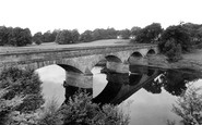 Bellingham, The Tyne And Bridge c.1955