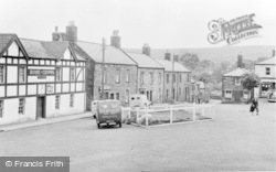 Bellingham, The Village c.1955