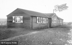 Bellingham, Youth Hostel c.1955