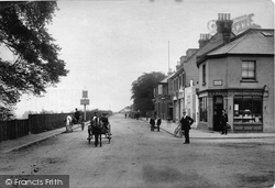 Belmont, Brighton Road 1903