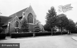 Belmont, Church c.1955