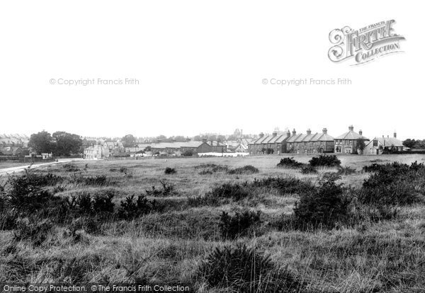 Belmont, From The Downs 1903