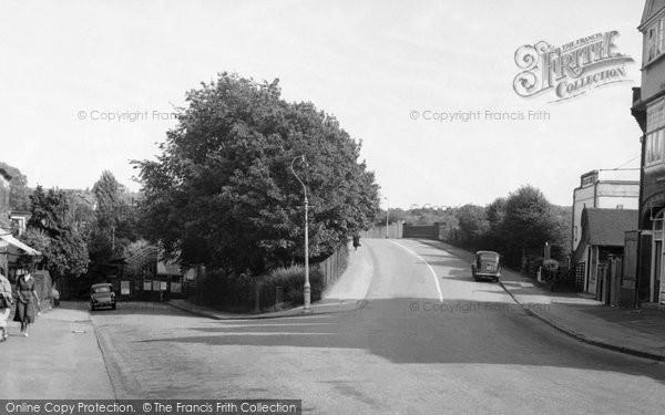 Belmont, Station Road c.1955